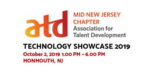 Mid New Jersey ATD - 2019 Technology Showcase