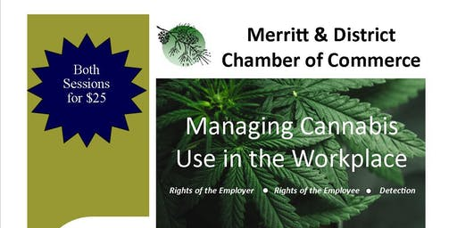 Managing Cannabis Use in the Workplace