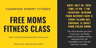 Moms Fitness Class