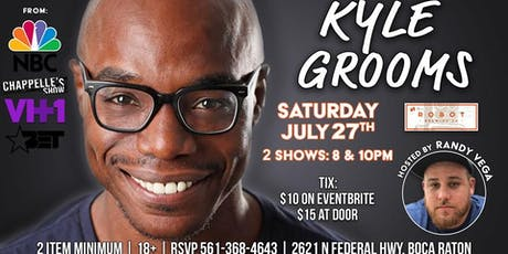 RBC Comedy Night: Kyle Grooms! tickets