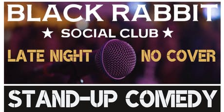 Black Rabbit Comedy Night tickets