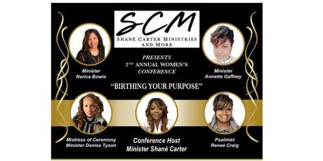 Birthing Your Purpose Women's Conference  tickets