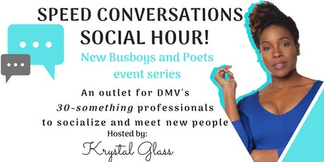 Speed Conversations Social Hour tickets