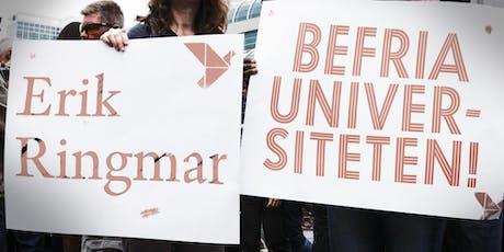 Vem hotar den fria forskningen? tickets
