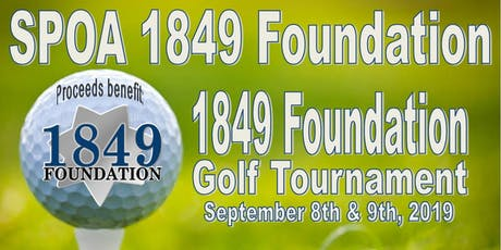 1849 Foundation Charity Golf Tournament - 2nd Annual tickets
