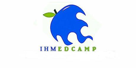 IHM Edcamp 2019 tickets