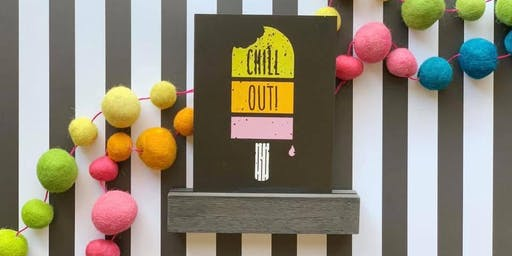 Chill Out! With Chalk Couture