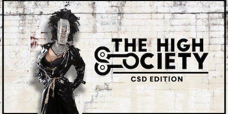 HIGH Society | CSD Edition Tickets