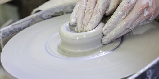Adult Session 5: Intermediate & Senior Pottery - TUES AM
