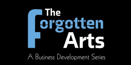 The Forgotten Arts tickets