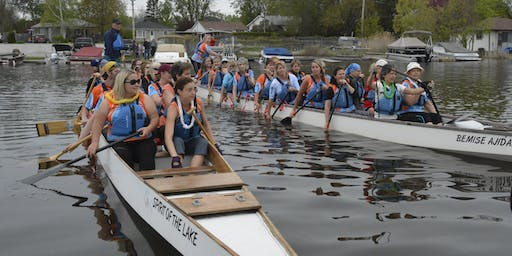 Try Dragon Boating