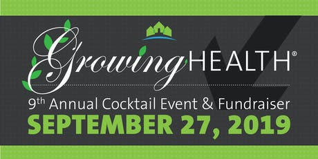 Growing Health: Neighborhood Health Center's 9th Annual Cocktail Event and Fundraiser tickets