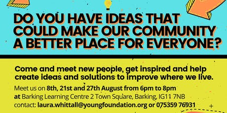 A better place for everyone #2 Creating solution ideas tickets