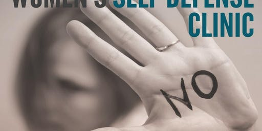Women's Self Defense Clinic