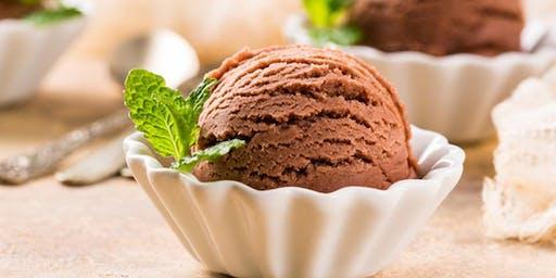 Ladies ice cream social