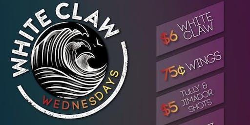White Claw Wednesdays