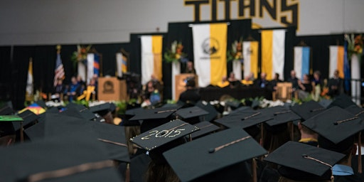 2019 Midyear Commencement Special Seating & Disability Parking Tickets