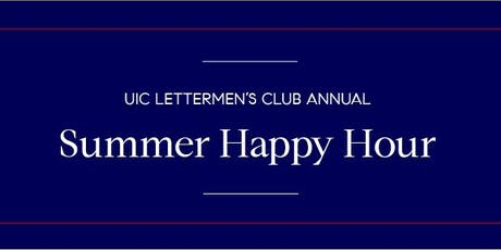 Summer Happy Hour | UIC Lettermen's Club tickets