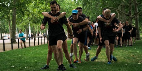 Never Stop London Training Session tickets
