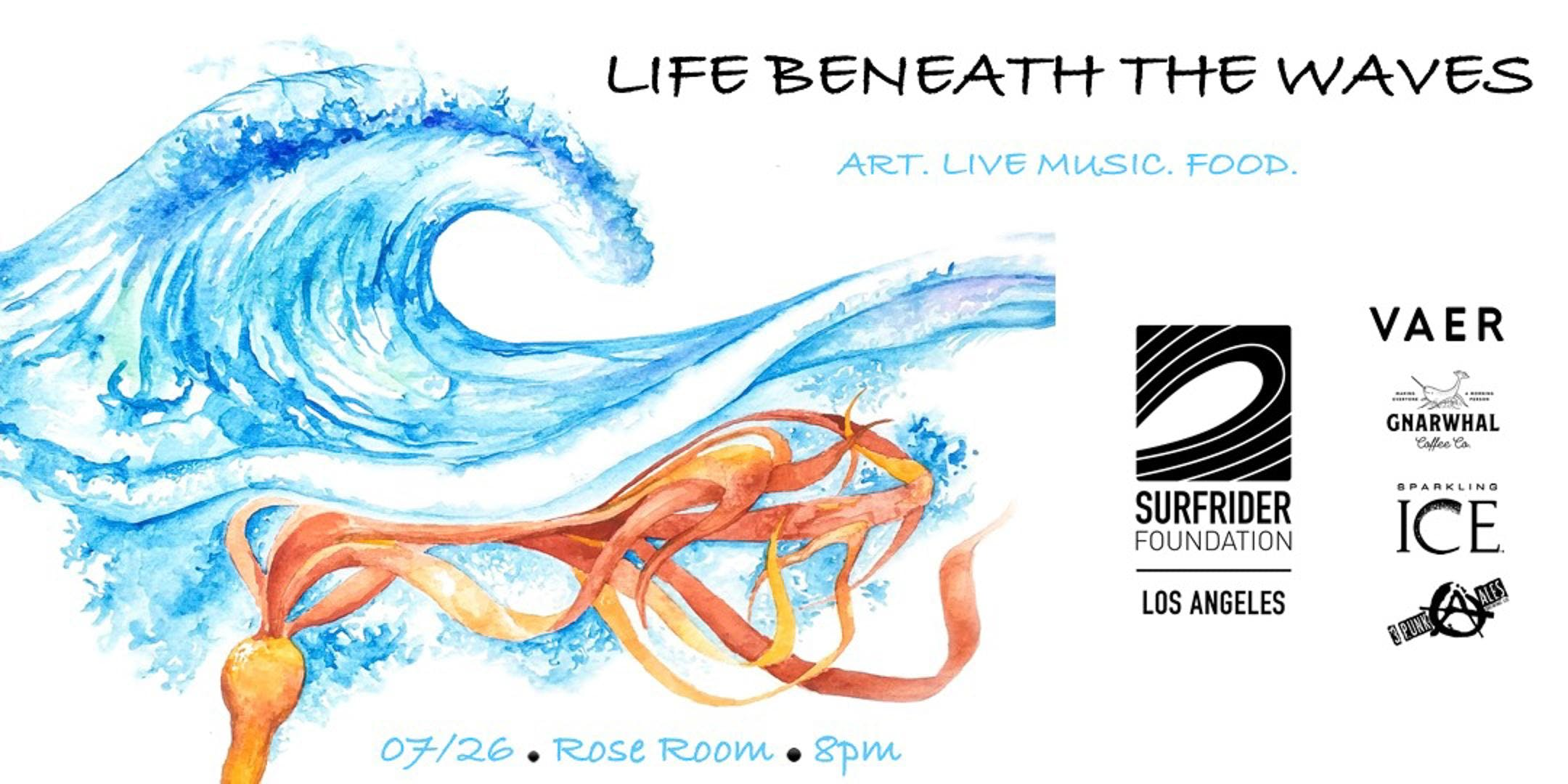 Life Beneath The Waves: An Artist Exhibition