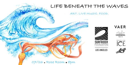 Life Beneath The Waves: An Artist Exhibition tickets