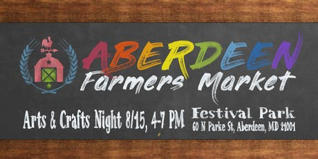 Arts & Crafts: Aberdeen Farmers Market tickets
