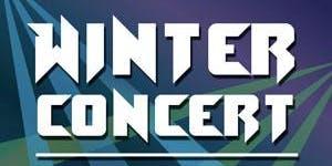 Winter Instrumental Concert Friday, December 6 @ 3:30PM MATINEE
