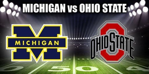 "Shuttle to ""The Game"" Michigan VS Ohio State Football"