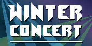 Winter Instrumental Concert Friday, December 6 @ 7:00PM