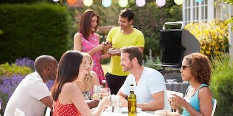 Hamptons Singles Social Weekend Sharehouse tickets