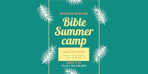 Christian Summer Camp 2019