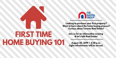 First Time Home Buying 101! tickets