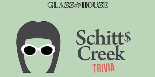 Schitt's Creek Trivia on the Patio