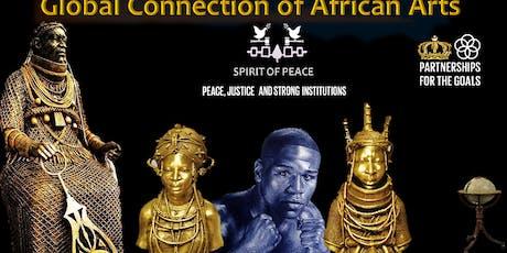 The African Diaspora tickets