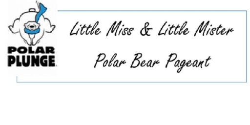 Copy of Little Miss & Little Mister Polar Bear Benefit Pageant