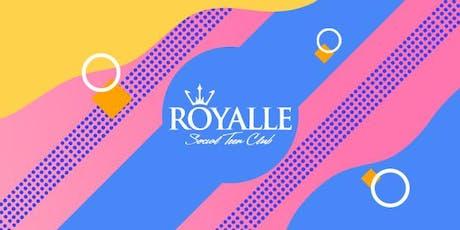 Festa Fantasia + KONAI @ Royalle SP ingressos