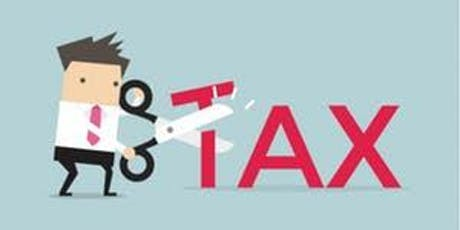 Tax Strategies for Real Estate Agents  tickets