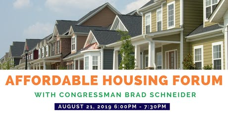 Affordable Housing Forum tickets