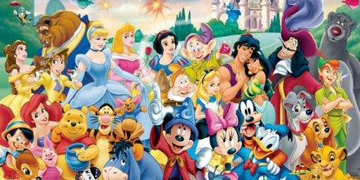 The Magic of Disney - October Kids Camp