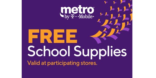 Free School Supplies!