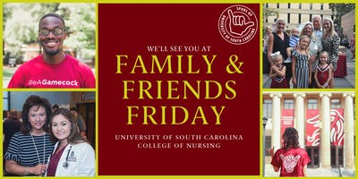 Family and Friends Friday at UofSC Nursing
