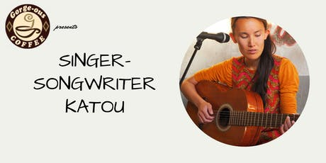 Singer-songwriter Katou tickets