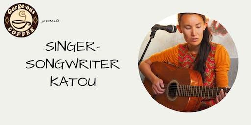 Singer-songwriter Katou