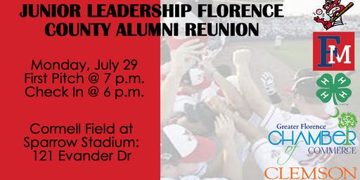 Junior Leadership Florence County Alumni Reunion