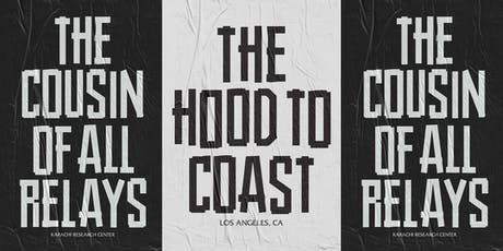 THE HOOD TO COAST tickets