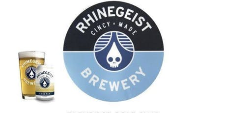 Rhinegeist Beer Tasting tickets