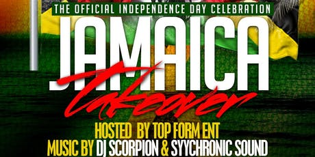 The Official Jamaica Independence Day Celebration tickets