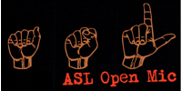 ASL Open Mic | 450 K | July 26, 2019 | hosted by DJ Supalee