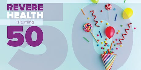 Revere Health 50th Birthday tickets