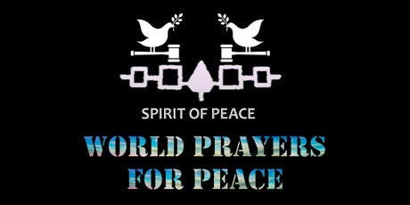 SPIRIT OF PEACE CONFERENCE tickets
